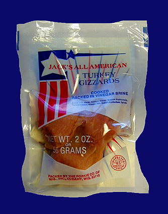 Jack's All American Turkey Gizzards